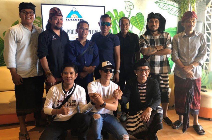 Ketog Semprong, Jayagiri Luncurkan Tiga Album Sekaligus