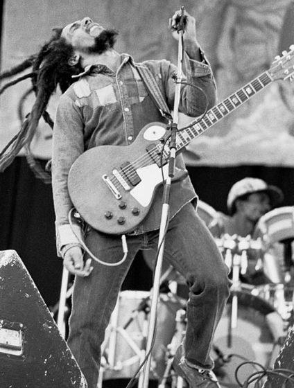 Fakta Menarik Bob Marley, Krisis Identitas Hingga Nama Parasit