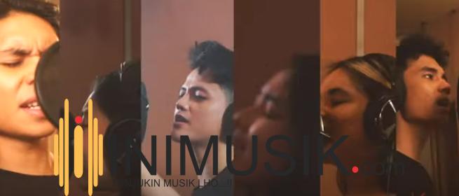 Tangkapan layar dari video clip lagu Mata Dewa/ Musica Studio/ Inimusik