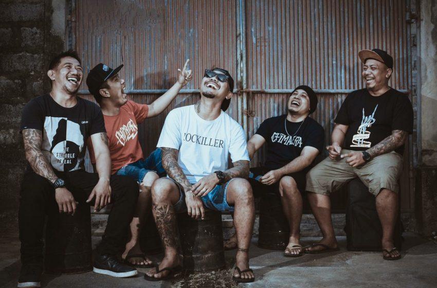 Mercy Band Luncurkan Album Satu Hati