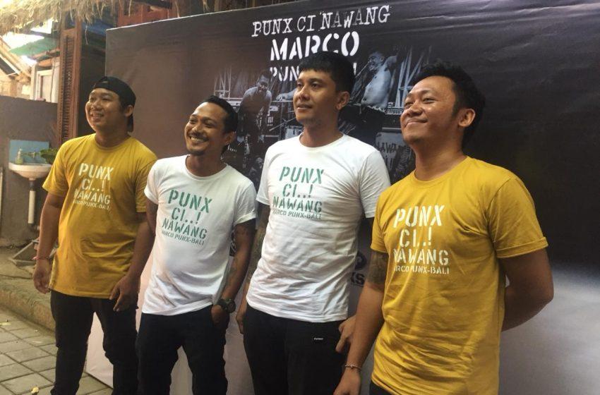 """Punx Ci Nawang"" Marco Punx Bali Rilis Single ke-4"