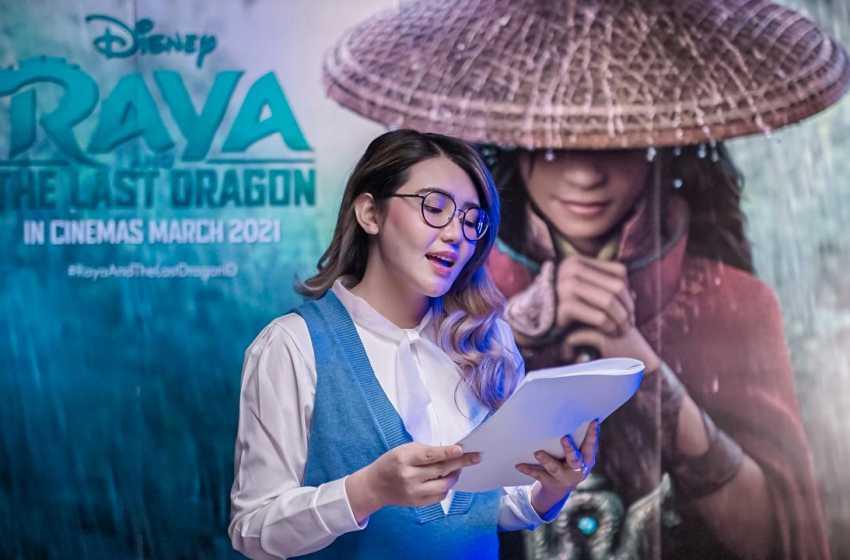 Dipercaya Disney, Via Vallen Jadi Penyanyi Dangdut Pertama Mengisi Soundtrack Film