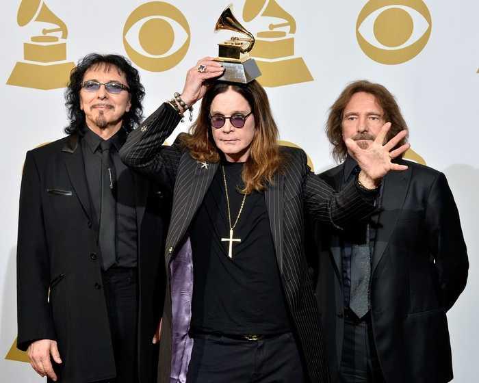 Black Sabbath/Foto: Frazer Harrison/ inimusik