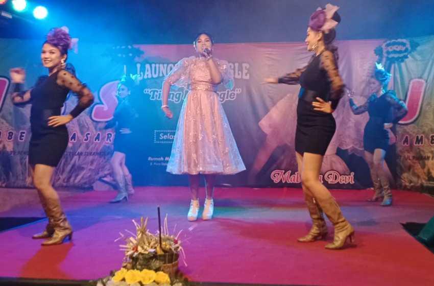 Mabinda Devi rilis lagu baru